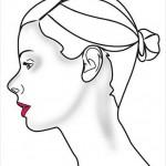 Hướng dẫn vẽ mặt người phụ nữ (có hình ảnh)