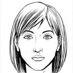 Hướng dẫn vẽ phác thảo một khuôn mặt nữ giới (có hình ảnh)